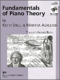 Fundamentals of Piano Theory Lev 1 Answe