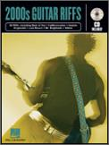 2000s Guitar Riffs (Bk/Cd)