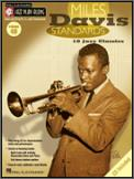 Jazz Play Along V049 Miles Davis Standa