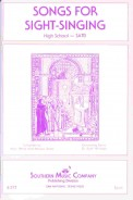 Songs For Sight-Singing High School