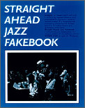 Straight Ahead Jazz Fakebook