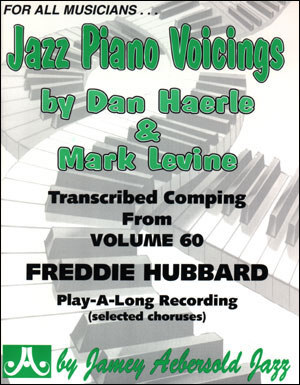 Freddie Hubbard Vol 60-Piano Voicings