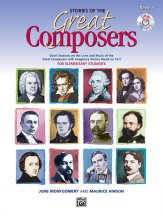 STORIES OF THE GREAT COMPOSERS (W/CD)