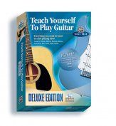 Teach Yourself To Play Guitar Deluxe Ed