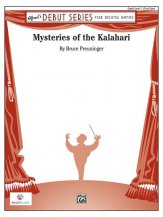 Mysteries of the Kalahari: 2nd B-flat Clarinet