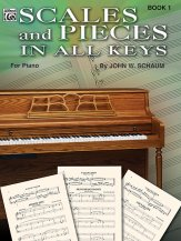 Scales and Pieces In All Keys Bk 1