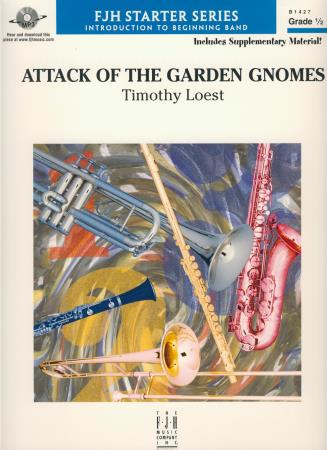 Attack of The Garden Gnomes