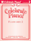 Flashcards Celebrate Piano 2