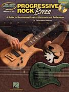 Progessive Rock Bass (Bk/Cd)