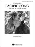 Pacific Song (Double Choir Inst Score)