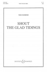 Shout The Glad Tidings