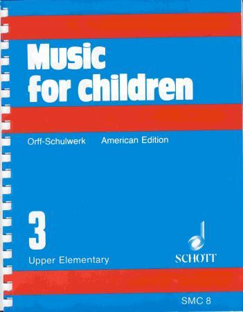 MUSIC FOR CHILDREN VOL 3