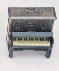 Pencil Sharpener: Upright Piano