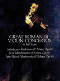 Great Romantic Violin Concertos