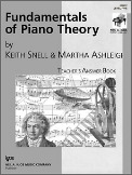 Fundamentals of Piano Theory Lev 5 Answe