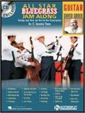 All Star Bluegrass Jam Along Gtr (Bk/Cd)