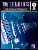 90s Guitar Riffs (Bk/Cd)