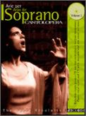Arias For Soprano Vol 2 (Bk/Cd)