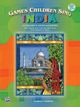 Games Children Sing India (Bk/Cd)