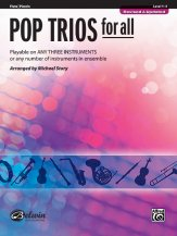Pop Trios For All Rev Ed (Flute)