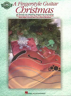 Fingerstyle Guitar Christmas