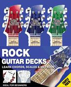Rock Guitar Decks