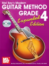 Modern Guitar Method Gr 4 Expanded (Bcd)
