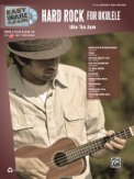 Hard Rock For Ukulele (Bk/Cd)