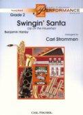 Swingin'santa