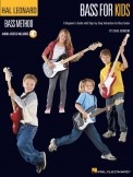 Bass For Kids (Bk/Cd)