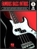 Famous Bass Intros (Bk/Cd)