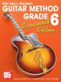 Modern Guitar Method Grade 6 Expanded Ed