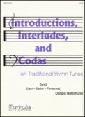 Introductions Interludes & Codas Set 2