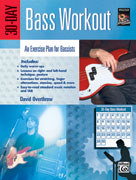 30-Day Bass Workout (Bk/Dvd)
