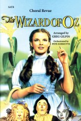 The Wizard Of Oz (Satb)