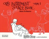 Orff Instrument Source Book Vol 1