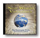 New World Variations (Cd)
