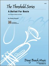 A Ballad For Basie - Full Score