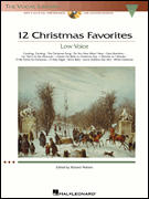 12 CHRISTMAS FAVORITES (BK/CD)