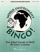 World Instrument Bingo (Cd)