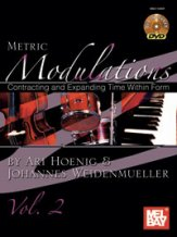 Metric Modulations (Bk/Dvd)
