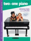 Two At One Piano Bk 1