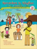 Recorders In Rhythm Caribbean Bk/CD