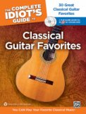 Classical Guitar Favorites (Bk/Cd)