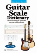 Guitar Scale Dictionary
