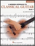 Modern Approach To Classical Guitar 1