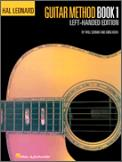 Guitar Method Book 1 Left Handed Edition