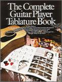 Complete Guitar Player Tablature Book