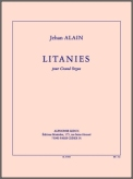 Litanies Pour Grand Orgue