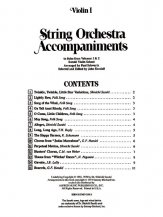 Suzuki String Orch Accomp To Solos V 1-2